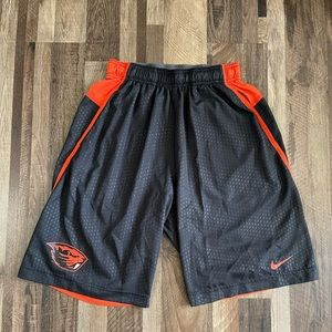 Nike Dri-Fit Oregon State Basketball Shorts, M